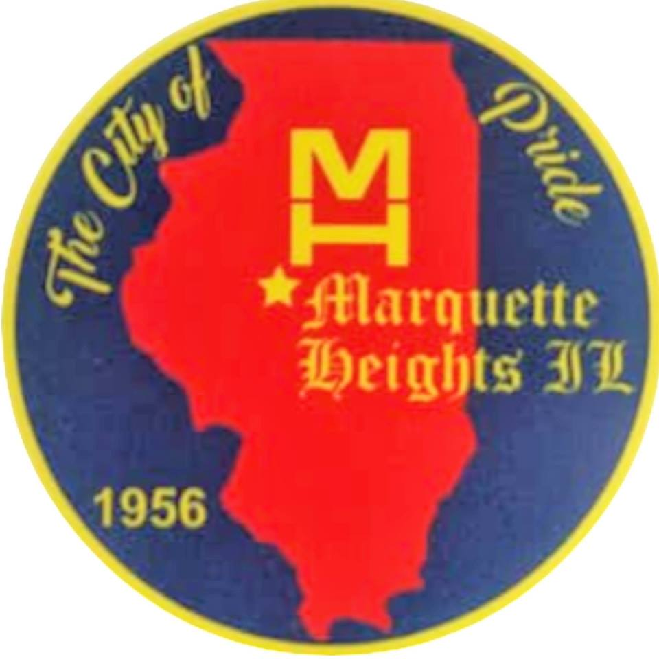 City of Marquette Heights Logo